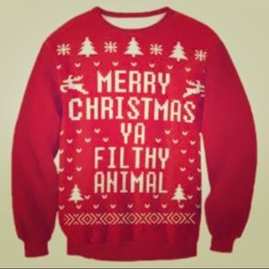 """Sweaters - Ugly Christmas Sweater """"A Christmas Story"""""""